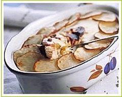 Recette dinde aux poireaux en croûte de pommes de terre