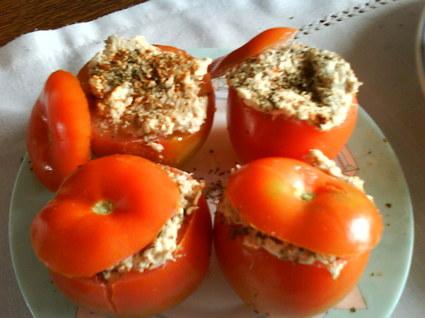 Recette de tomates farcies au thon