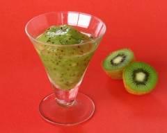 Sorbet au kiwi parfumé à la menthe | cuisine az