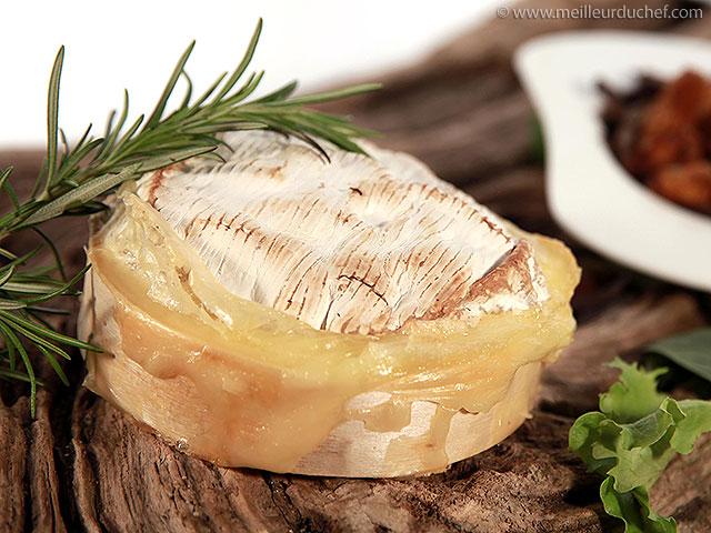Camembert rôti  la recette illustrée  meilleurduchef.com