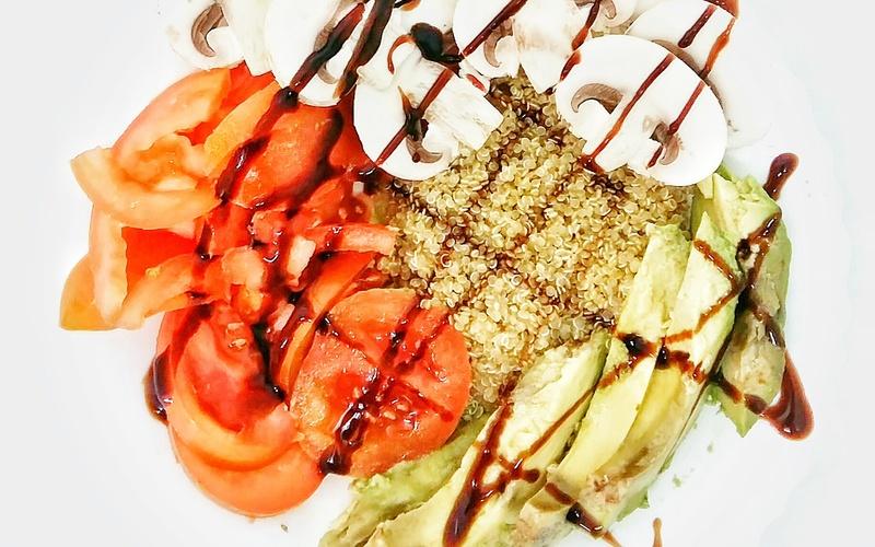 Recette salade printanière économique et facile > cuisine étudiant