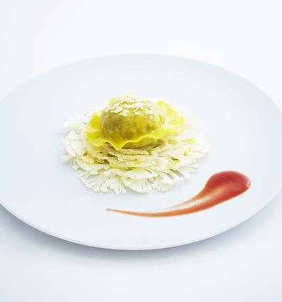 Recette de ravioli de queue de bœuf d'emmentaler aoc suisse ...