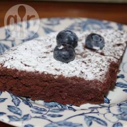 Recette fondant au chocolat noir et au mascarpone – toutes les ...