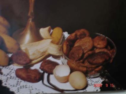 Recette de beignets de banane de la réunion