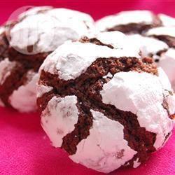 Recette petits gâteaux secs façon brownie – toutes les recettes ...