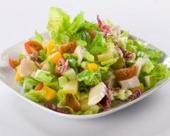 Recette salade printanière