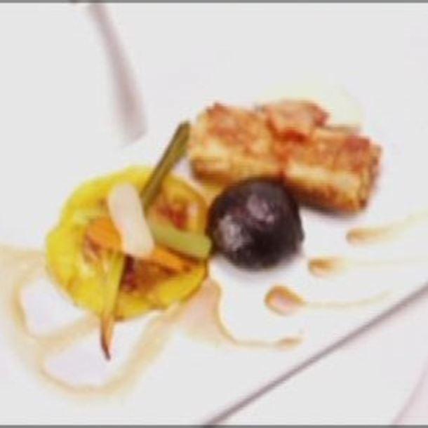 recette restes de poulet aux saveurs asiatiques ravioles boulette recette. Black Bedroom Furniture Sets. Home Design Ideas