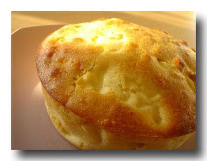 Recette de cake à la pomme caramélisée