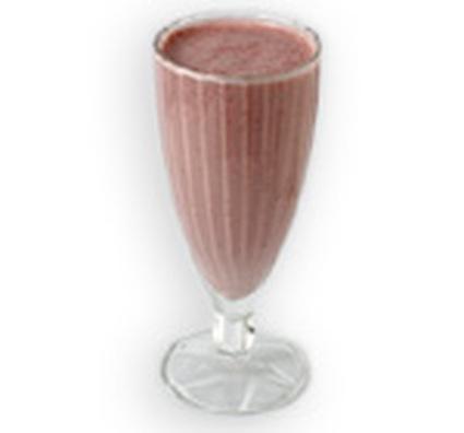 Recette de milk-shake au nutella