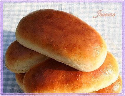 Recette de petits pains façon pitch