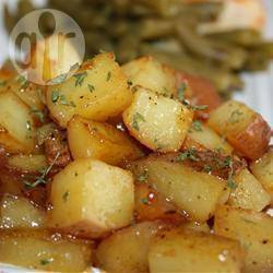Recette pommes de terre rôties au romarin – toutes les recettes ...