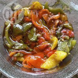 Recette antipasti de poivrons grillés – toutes les recettes allrecipes