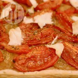 Recette tarte fine à la tomate et à la moutarde – toutes les recettes ...