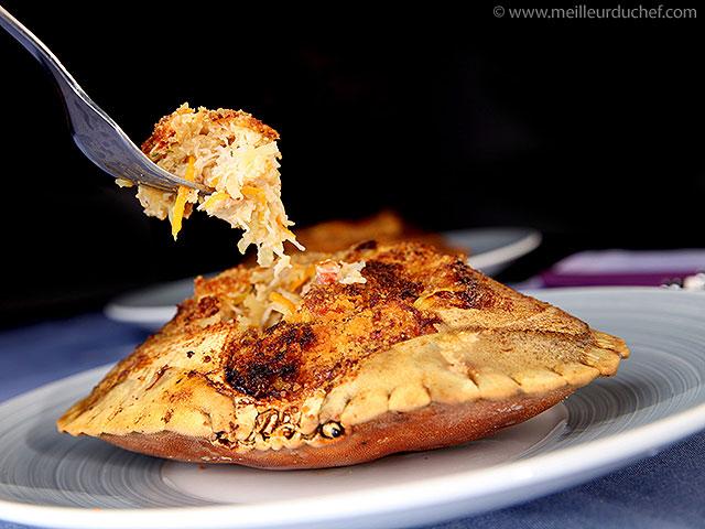Crabe farci  fiche recette avec photos  meilleurduchef.com