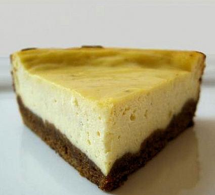 Recette de cheesecake à la ricotta