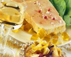 Recette terrine de foie gras d'oie et son chutney