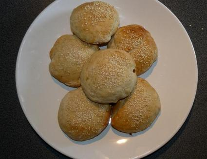 Recette de petits pains français
