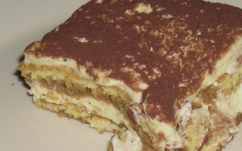 Tiramisu au chocolat express recette - Recette tiramisu au chocolat ...