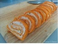 Recette de roulés à la tomate et au thon