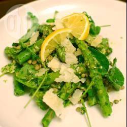 Recette salade de lentilles et asperges – toutes les recettes ...