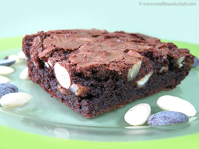 Brownies au chocolat  fiche recette avec photos  simple à faire ...