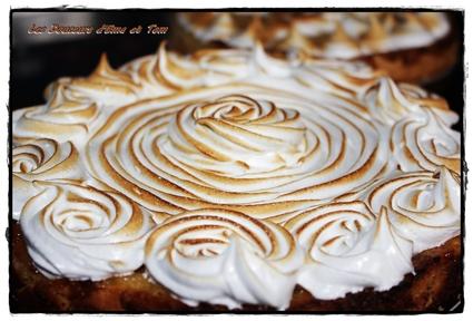 Recette de tarte au citron meringuée comme un chef