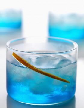 Cocktail blue lagoon pour 1 personne
