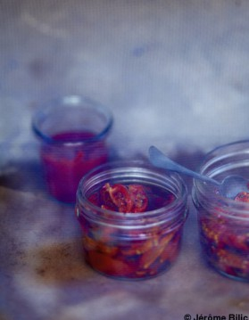 Tomates confites pour 10 personnes