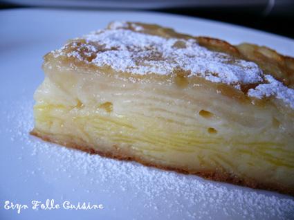 Recette de gâteau aux pommes-poires