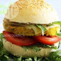 Recette burger végétarien sauce big mac™ – toutes les recettes ...