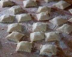 Recette pâte à ravioles