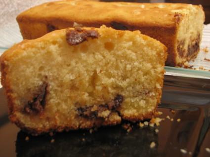 Recette de cake truffé aux chocolats