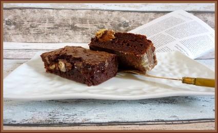 Recette de brownie aux noix et aux noisettes