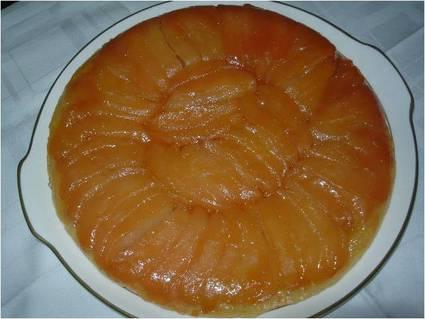 Recette tarte tatin classique (tarte salée)