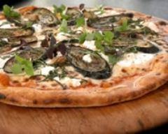 Recette pizza aubergine pignon