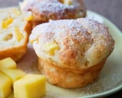 Recette muffins à la mangue