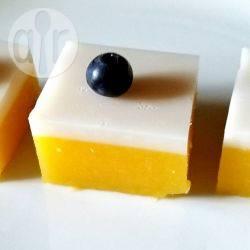 Recette dessert délicat à la mangue et à la noix de coco – toutes ...