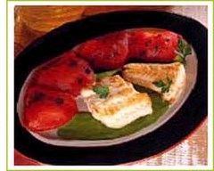 Recette filets de merlan aux tomates braisées sur un coulis de persil