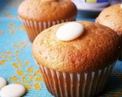 Recette muffins au nutella et extrait de vanille