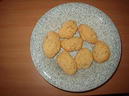 Recette de biscuits à l'anis