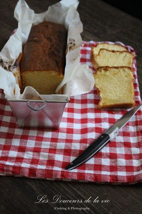 Recette de cake breton