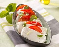 Recette salade de tomates au brebis