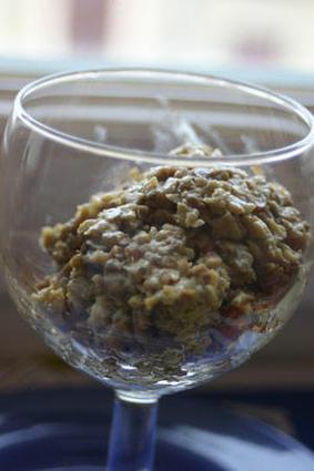 Recette de caviar d'aubergine au yaourt