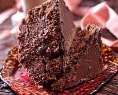 Recette délice au chocolat aux petits sablés