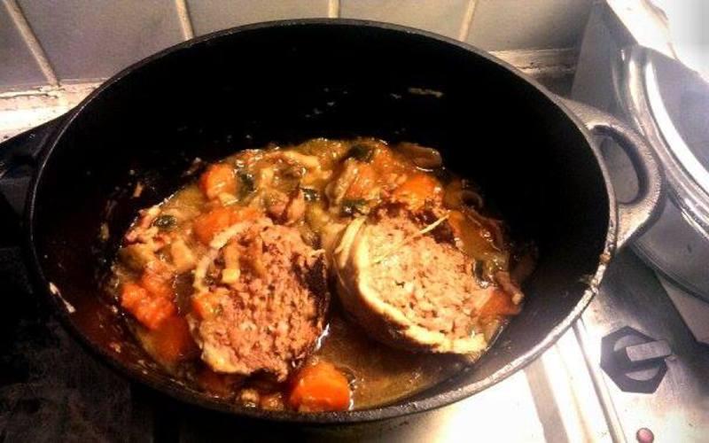 Recette roti de porc en cocotte économique et simple > cuisine ...