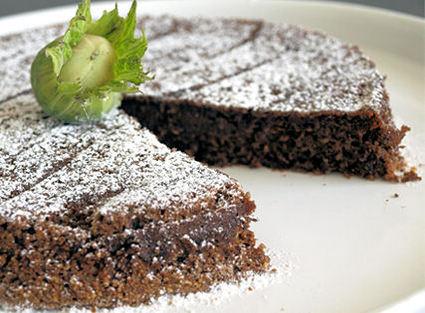 Recette de gâteau moelleux chocolat-noisette