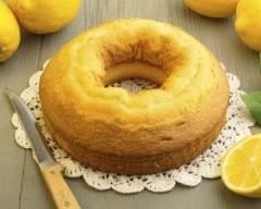 Recette gâteau léger au citron facile