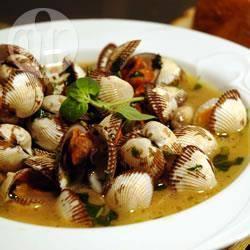 Recette coques marinières – toutes les recettes allrecipes