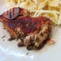 Recette blancs de poulet rapide au citron et au romarin – toutes les ...