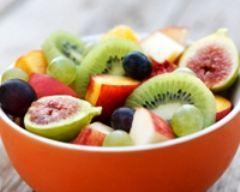 Recette salade de fruits du soleil